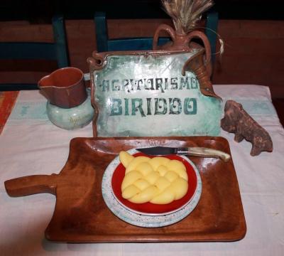 Le specialità gastronomiche dell'Agriturismo Biriddo